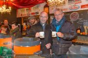 Promi Punsch - Stephansplatz - So 17.11.2013 - 10