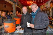Promi Punsch - Stephansplatz - So 17.11.2013 - 2