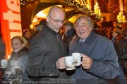 Promi Punsch - Stephansplatz - So 17.11.2013 - 23