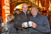 Promi Punsch - Stephansplatz - So 17.11.2013 - 24