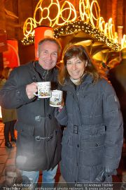 Promi Punsch - Stephansplatz - So 17.11.2013 - 26