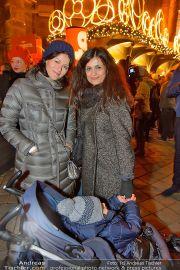 Promi Punsch - Stephansplatz - So 17.11.2013 - 29