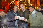 Promi Punsch - Stephansplatz - So 17.11.2013 - 3