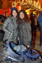 Promi Punsch - Stephansplatz - So 17.11.2013 - 30