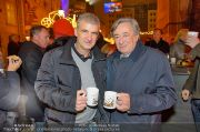 Promi Punsch - Stephansplatz - So 17.11.2013 - 31