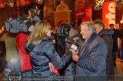 Promi Punsch - Stephansplatz - So 17.11.2013 - 38