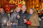 Promi Punsch - Stephansplatz - So 17.11.2013 - 43