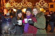 Promi Punsch - Stephansplatz - So 17.11.2013 - 44