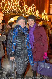 Promi Punsch - Stephansplatz - So 17.11.2013 - 49