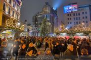 Promi Punsch - Stephansplatz - So 17.11.2013 - 5