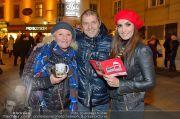 Promi Punsch - Stephansplatz - So 17.11.2013 - 50