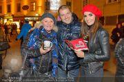 Promi Punsch - Stephansplatz - So 17.11.2013 - 51