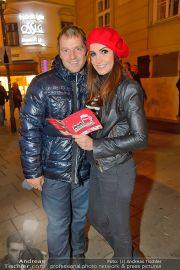 Promi Punsch - Stephansplatz - So 17.11.2013 - 52