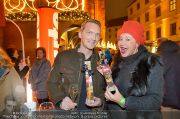 Promi Punsch - Stephansplatz - So 17.11.2013 - 6