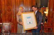 Senses Award - Ritz-Carlton - Di 19.11.2013 - 1
