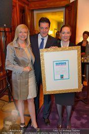 Senses Award - Ritz-Carlton - Di 19.11.2013 - 21