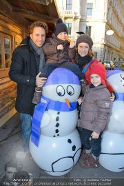 Milka Weihnachtswelt - Burgtheater - Sa 30.11.2013 - 18