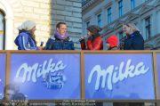 Milka Weihnachtswelt - Burgtheater - Sa 30.11.2013 - 19