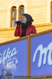 Milka Weihnachtswelt - Burgtheater - Sa 30.11.2013 - 21