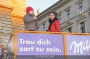 Milka Weihnachtswelt - Burgtheater - Sa 30.11.2013 - 27