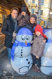 Milka Weihnachtswelt - Burgtheater - Sa 30.11.2013 - 3