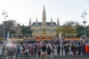 Milka Weihnachtswelt - Burgtheater - Sa 30.11.2013 - 38