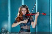 Fotoshooting Celine Roschek - Gasometer - Sa 30.11.2013 - 16