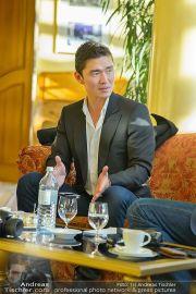 Rick Yune Fototermin - Grand Hotel - Mo 02.12.2013 - 7