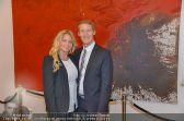Nitsch Ausstellung - Kronos Office - Di 10.12.2013 - 1