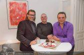 Nitsch Ausstellung - Kronos Office - Di 10.12.2013 - 111