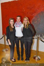 Nitsch Ausstellung - Kronos Office - Di 10.12.2013 - 12