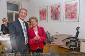 Nitsch Ausstellung - Kronos Office - Di 10.12.2013 - 120