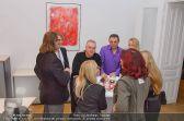 Nitsch Ausstellung - Kronos Office - Di 10.12.2013 - 130