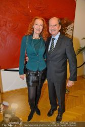 Nitsch Ausstellung - Kronos Office - Di 10.12.2013 - 132