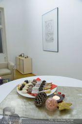 Nitsch Ausstellung - Kronos Office - Di 10.12.2013 - 15