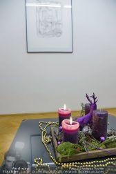 Nitsch Ausstellung - Kronos Office - Di 10.12.2013 - 7