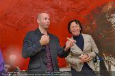 Nitsch Ausstellung - Kronos Office - Di 10.12.2013 - 90