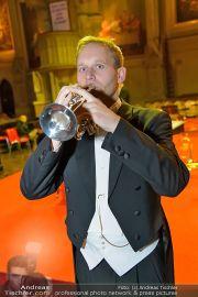 Trumpets in Concert - Minoritenkirche - Mi 18.12.2013 - 13