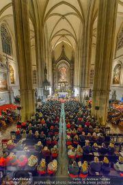 Trumpets in Concert - Minoritenkirche - Mi 18.12.2013 - 16