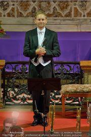 Trumpets in Concert - Minoritenkirche - Mi 18.12.2013 - 20