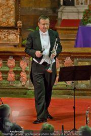 Trumpets in Concert - Minoritenkirche - Mi 18.12.2013 - 21