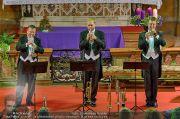 Trumpets in Concert - Minoritenkirche - Mi 18.12.2013 - 23