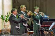 Trumpets in Concert - Minoritenkirche - Mi 18.12.2013 - 27