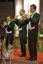 Trumpets in Concert - Minoritenkirche - Mi 18.12.2013 - 28