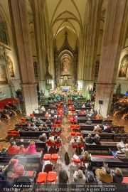 Trumpets in Concert - Minoritenkirche - Mi 18.12.2013 - 3