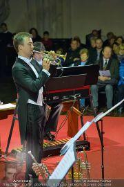 Trumpets in Concert - Minoritenkirche - Mi 18.12.2013 - 36