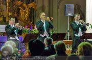 Trumpets in Concert - Minoritenkirche - Mi 18.12.2013 - 38