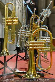Trumpets in Concert - Minoritenkirche - Mi 18.12.2013 - 4