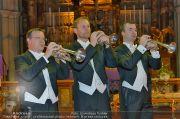 Trumpets in Concert - Minoritenkirche - Mi 18.12.2013 - 6