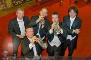 Trumpets in Concert - Minoritenkirche - Mi 18.12.2013 - 9